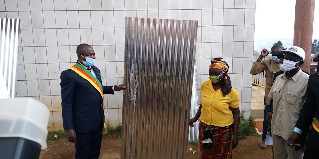 After Bambui, Mezam North MP replicates gesture in Bafut