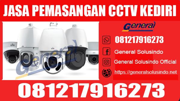 Jasa Pemasangan CCTV Tarokan Kediri Profesional