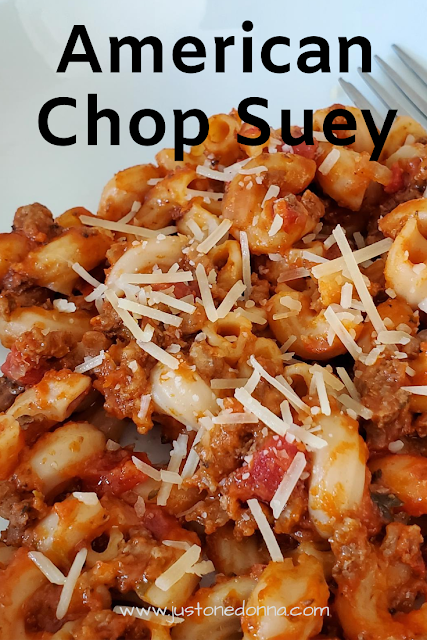 This American Chop Suey will have your family asking for more.