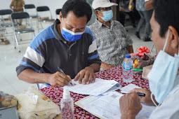 Ganti Untung Senilai 20,08 M diterima 7 Pemilik Lahan Enclave