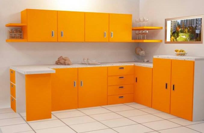 Cara Membuat Lemari Dapur Sendiri Yang