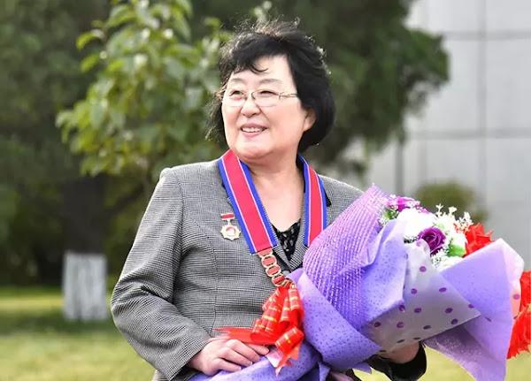 (1) Pak Song Suk, Pyongyang Maternity Hospital