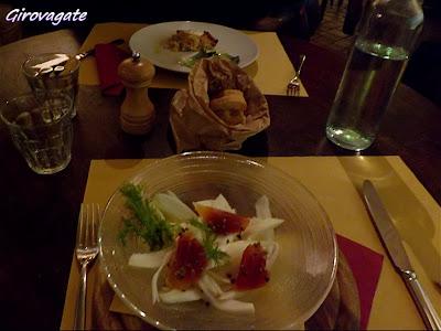 ristorante vegetariano Barone Firenze