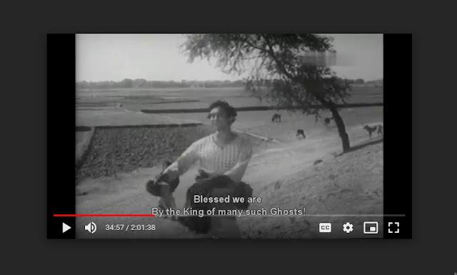 গুপী গাইন বাঘা বাইন ফুল মুভি (১৯৬৯)   Goopy Gyne Bagha Byne Full Movie Download & Watch Online   Thenewevents