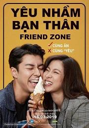 xem phim Yêu Nhầm Bạn Thân - Friend Zone (2019)