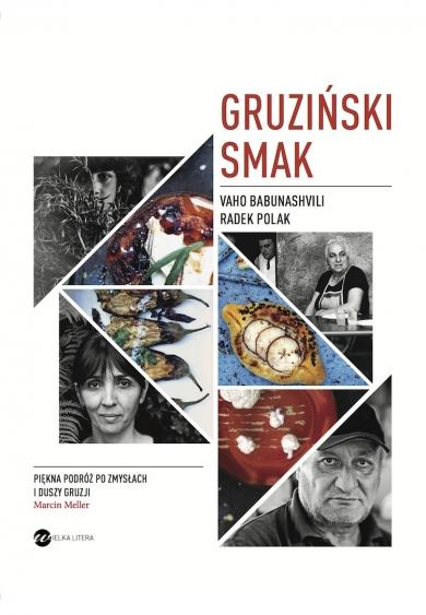 Gruziński smak - Vaho Babunashvilli, Radek Polak