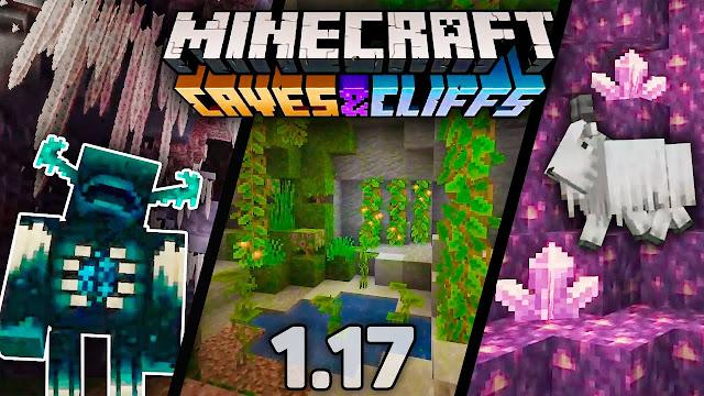 Minecraft 1.17 Java Sürümü   MINECRAFT SNAPSHOT 20W45A