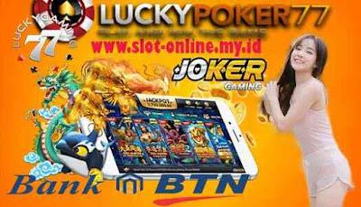 Loginjoker123 Deposit Via Bank BTN Proses 24 Jam Nonstop