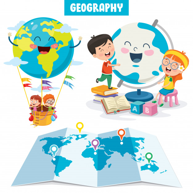 Konsep Esensial Geografi