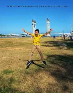 Kuala Terengganu Drawbridge, Jambatan Angkat Kuala Terengganu, Lokasi Jambatan Angkat Kuala Terengganu, Gambar Jambatan Angkat Terengganu, Drawbridge Kebanggan Terengganu, Terengganu Drawbridge