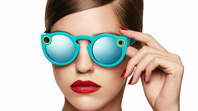 Um jornal rasgou os novos óculos do Snapchat