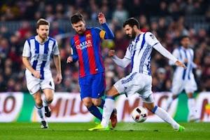 Prediksi Bola Barcelona vs Real Sociedad 21 Mei 2018