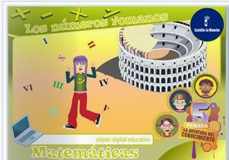 http://repositorio.educa.jccm.es/portal/odes/matematicas/primaria_numeros_romanos/index.html