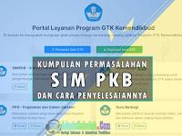 Kumpulan Permasalahan Seputar SIM PKB dan Cara Penyelesaiannya