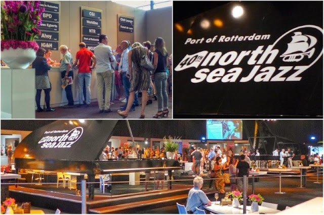 Entrada VIP y Salón VIP Birdland en el North Sea Jazz Festival 2015