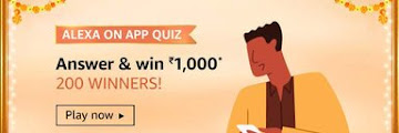 Amazon Alexa On App Quiz - Customers (Android users only) can now access Alexa on their Amazon shopping app?