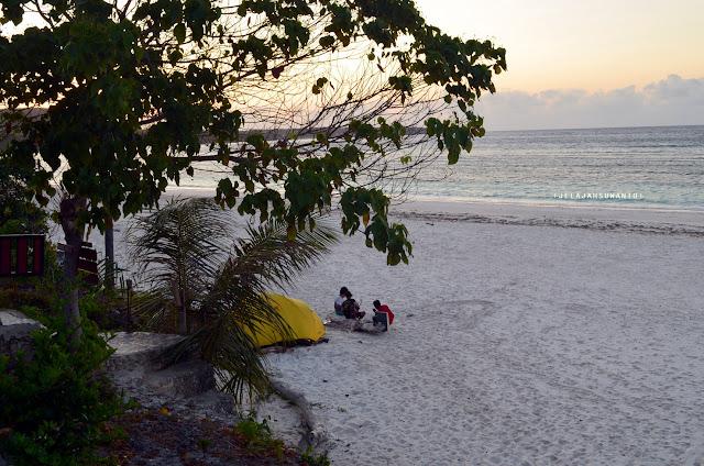 Pantai Tanjung Bara Bulukumba