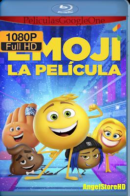 Emoji La Película (2017) [1080p BRRip] [Latino-Inglés] [Google Drive] – By AngelStoreHD