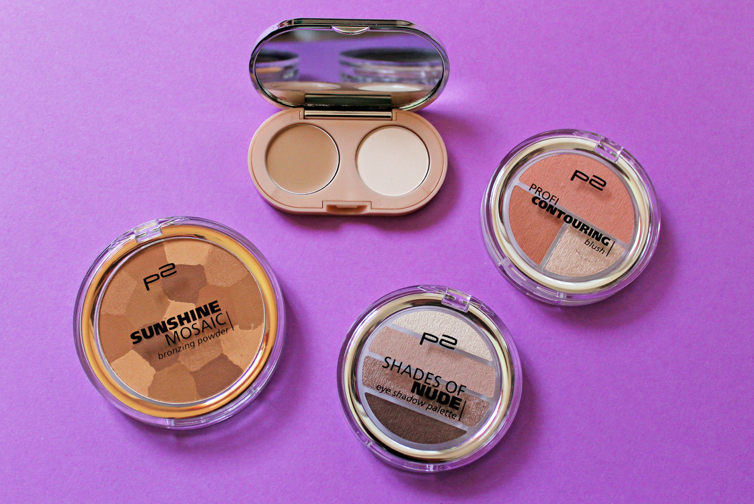 kit contouring p2 csometics