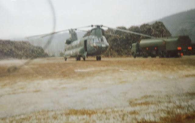 Boeing CH-47 Chinook alluvione 1994 san michele mondovì cuneo corsaglia icl silva team