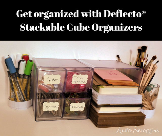craft storage drawers and cubes