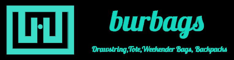 Drawstring Bags, Tote Bags, Backpacks, Weekender Bags, Burbags