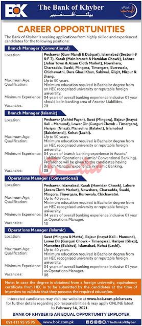 the-bank-of-khyber-bok-jobs-2021-apply-online