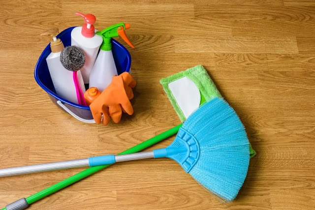 Easy Home Cleaning Hacks