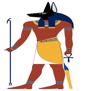 أنوبيس إله الموتى وهل هو والإله وبواوت إلهين أم إلهاً واحداً والفرق بينهم (بحث كامل)