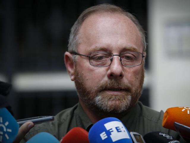 """El padre de Marta del Castillo asegura que el informe policial """"corrobora la última versión"""" de Carcaño"""