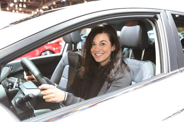 Kia Auto Show - Leyla Arsan