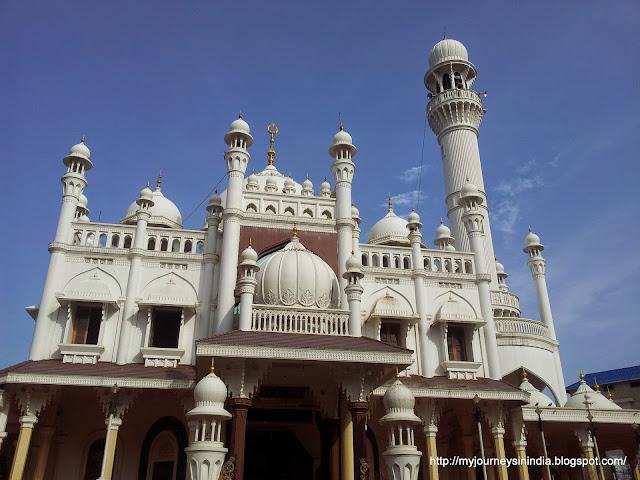 Erumeli Vavar Masjid