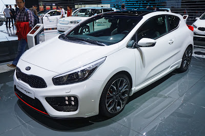 Review Of Kia Pro Cee'd GT
