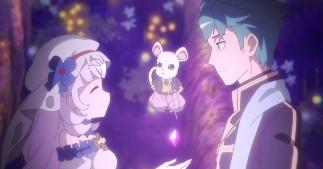 Merc Storia: Mukiryoku no Shounen to Bin no Naka no Shoujo – Episódio 07