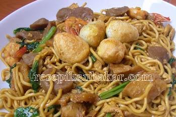 3 Resep Mie Goreng Sederhana, Aceh, Pedas