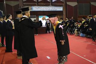 Ketua PTUN Jakarta : Doa Restu Orang Tua Adalah Kunci Sukses Dalam Hidup