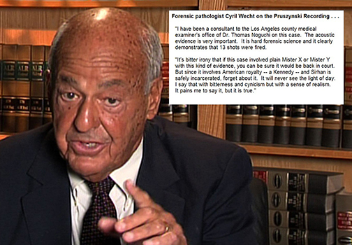 THE 5TH ESTATE ASIA: Forensic Pathologist Dr  Cyril Wecht