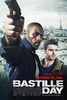 Bastille Day - Poster & Trailer