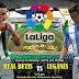 Agen Bola Terpercaya - Prediksi Betis vs Leganes 01 Oktober 2018