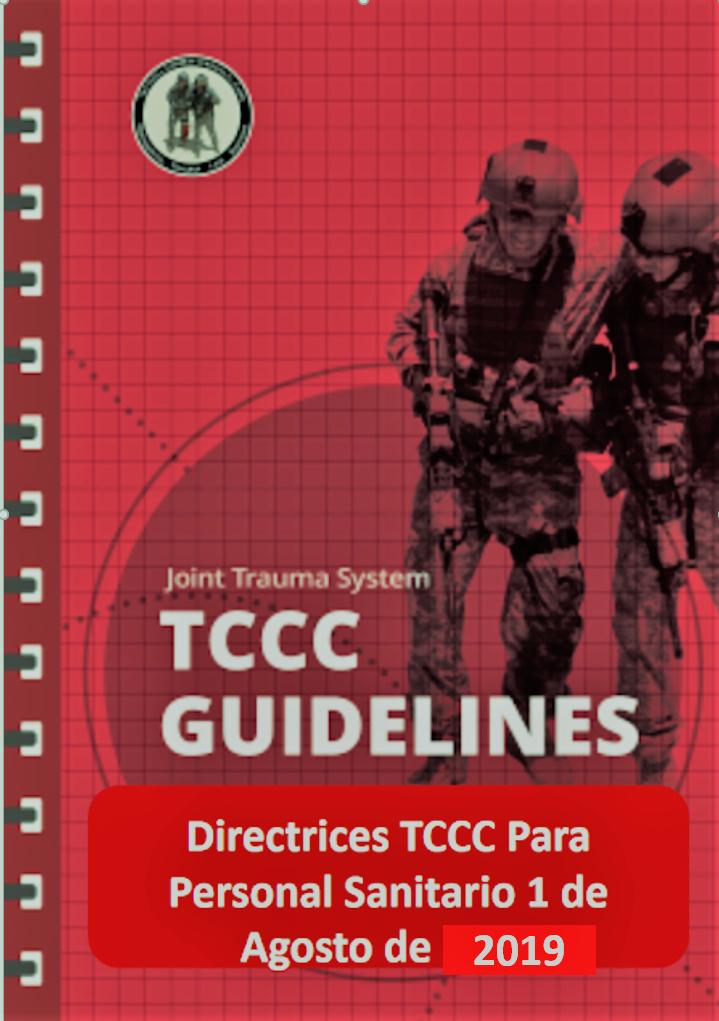 tactical combat casualty care pdf en español