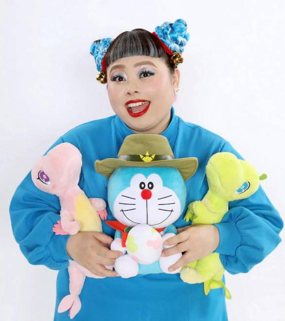 Naomi Watanabe Berperan Dalam Film Anime Doraemon 2020
