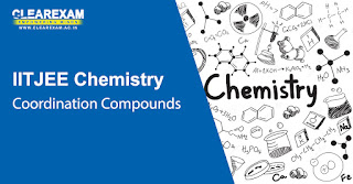 IIT JEE Chemistry Coordination Compounds