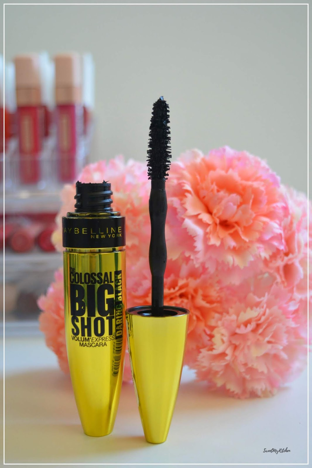 Maybelline Colossal Vig Shot máscara de pestanas