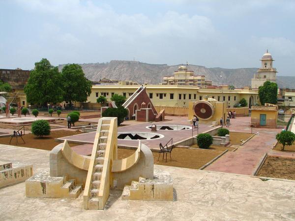 Jantar Matar (Jaipur, India)