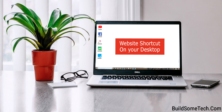 How to Create a Website Shortcut on Desktop in Google Chrome