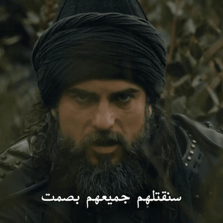 الحلقة 136 من قيامة ارطغرل الجزء الخامس مترجمة للعربية كاملة