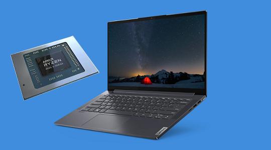 AMD Ryzen 4000 CPU Laptops