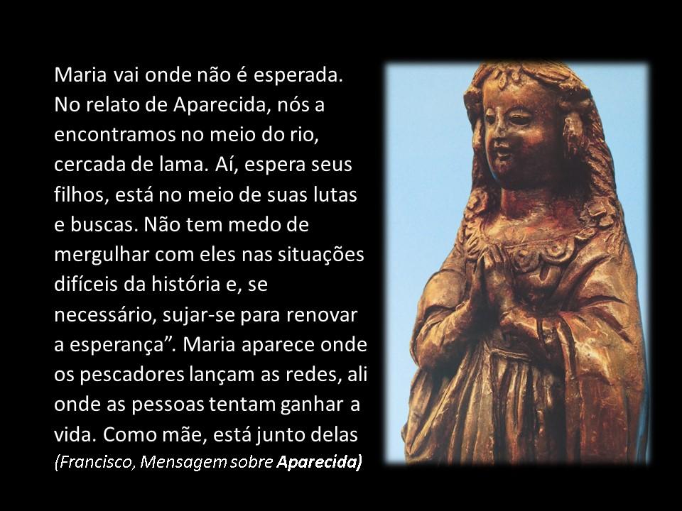 Mensagem De Nossa Senhora De Aparecida Se Você é Devoto: Afonso Murad