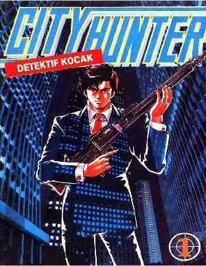 manga city hunter