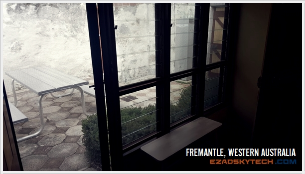 Laman Belakang Cottage Fremantle Prison YHA